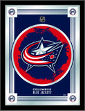 "Columbus Blue Jackets Holland Bar Stool Co. Collector Logo Mirror (17"" x 22"") - Sporting Up"