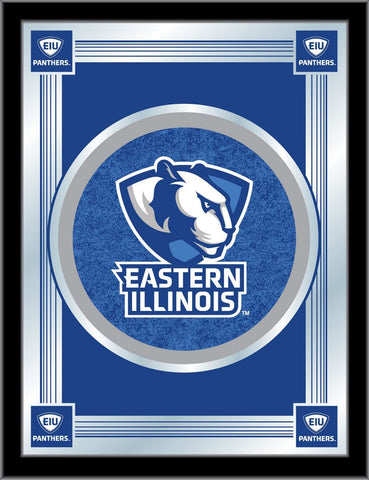 "Eastern Illinois Panthers Holland Bar Stool Co. Blue Logo Mirror (17"" x 22"")"
