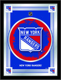 "New York Rangers Holland Bar Stool Co. Collector Blue Logo Mirror (17"" x 22"")"