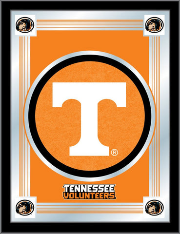 "Tennessee Volunteers Holland Bar Stool Co. Collector Logo Mirror (17"" x 22"")"