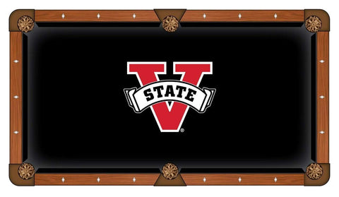 Shop Valdosta State Blazers Holland Bar Stool Co. Black Billiard Pool Table Cloth - Sporting Up