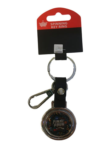 Shop 2018 NCAA Final Four Team Logos March Madness San Antonio Spinning Keychain