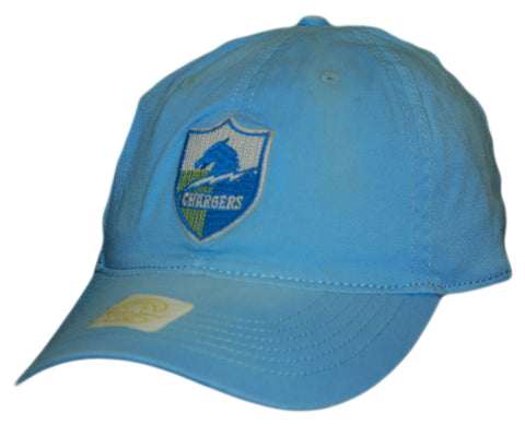 San Diego Chargers Reebok Light Blue Vintage Flexfit Hat Cap (L/XL)