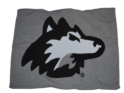 "Northern Illinois Huskies Jonathan-Richards Inc. Gray Pillow Sham 17"" x 22"""