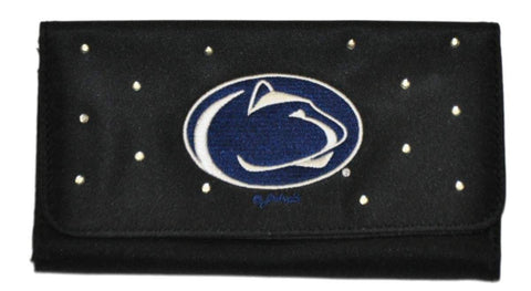 "Shop Penn State Nittany Lions Game Day Outfitters Womens Black Wallet 7.25"" x 4"""