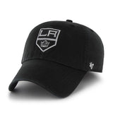 Los Angeles Kings 47 Brand Black Franchise Fitted Hat Cap