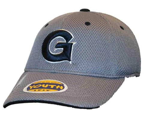 Georgetown Hoyas Top of the World Youth Gray Elite Performance Flexfit Hat Cap