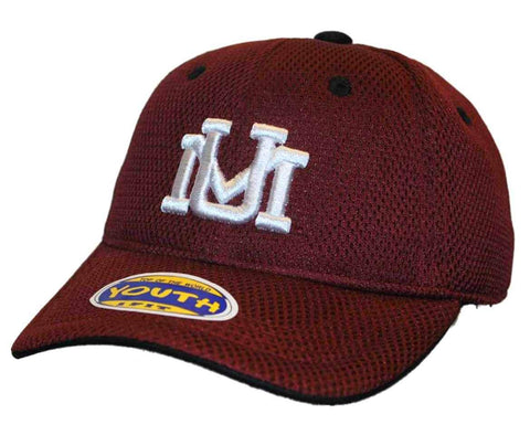 Montana Grizzlies TOW Youth Maroon Elite Performance Flexfit  Hat Cap