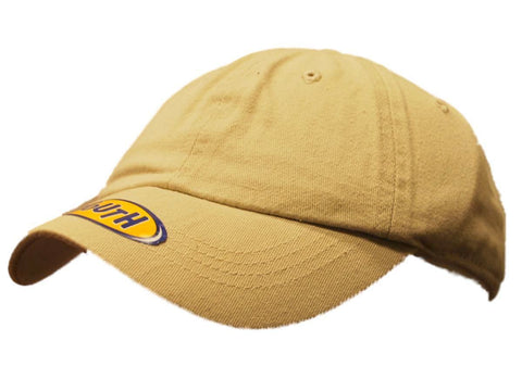 Shop Top of the World Youth Khaki Adjustable Strap Hat Cap