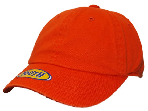 Shop Top of the World Youth Orange Adjustable Strap Hat Cap