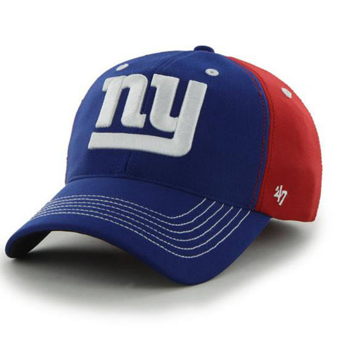 Shop New York Giants 47 Brand Red Blue Carson Closer Flexfit Hat Cap - Sporting Up