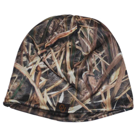 Shop Oklahoma Sooners Top of the World Mossy Oak Camo Reversible Beanie Hat Cap