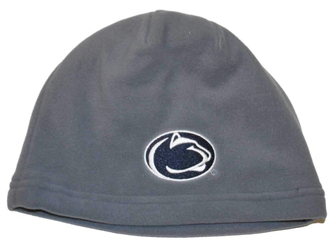 Shop Penn State Nittany Lions Under Armour Women Gray Coldgear Beanie Hat Cap