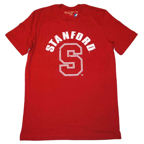 Shop Stanford Cardinal The Victory Red Richard Sherman #9 Vintage Player T-Shirt - Sporting Up