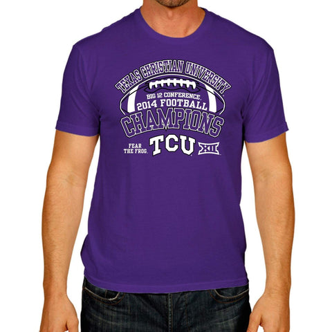 Shop TCU Horned Frogs The Victory 2014 Big 12 NCAA Football Championship T-Shirt