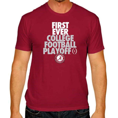Shop Alabama Crimson Tide Victory 2014 First Ever College Football Playoff T-Shirt - Sporting Up