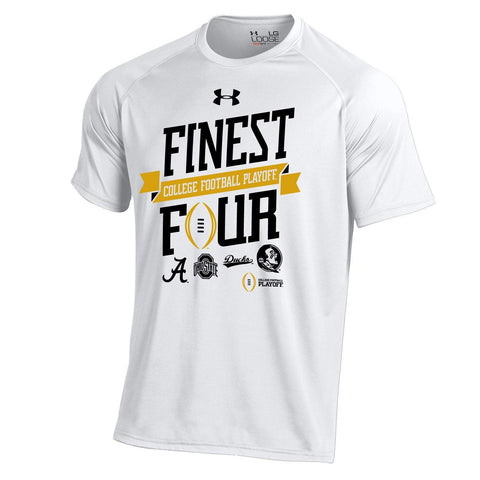 2015 College Football Playoff Championship Under Armour Finest Four T-Shirt - Sporting Up