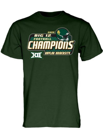Shop Baylor Bears Official Locker Room 2014 Big 12 Football Champs T-Shirt