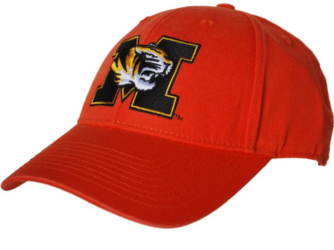 Shop Missouri Tigers Gear for Sports Orange Structured Adjustable Strap Hat Cap