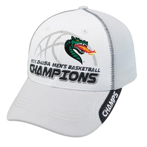 Shop UAB Blazers 2015 C-USA Basketball Tournament Champions Locker Room Hat Cap