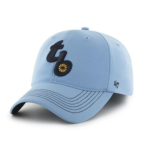 Shop Tampa Bay Rays 47 Brand Light Blue Game Time Closer Flexfit Hat Cap