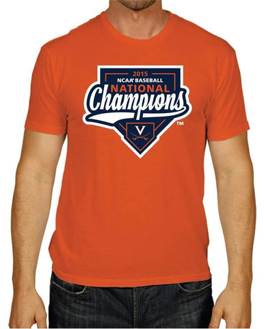 Shop Virginia Cavaliers 2015 College World Series CWS Baseball Champions T-Shirt