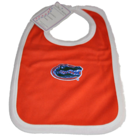 Shop Florida Gators Two Feet Ahead Infant Baby Newborn Orange Gator Head Knit Bib