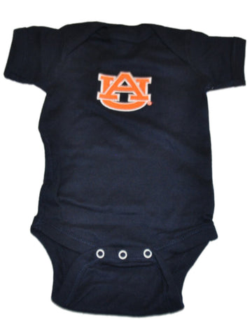Shop Auburn Tigers Two Feet Ahead Infant Baby Lap Shoulder Navy One Piece Outfit