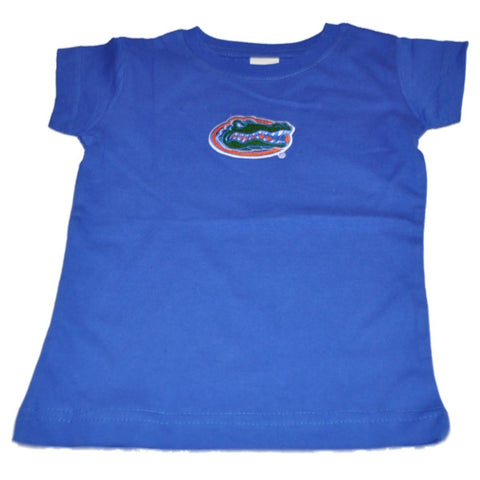 Shop Florida Gators Two Feet Ahead Toddler Girls Blue Long Length Cotton T-Shirt