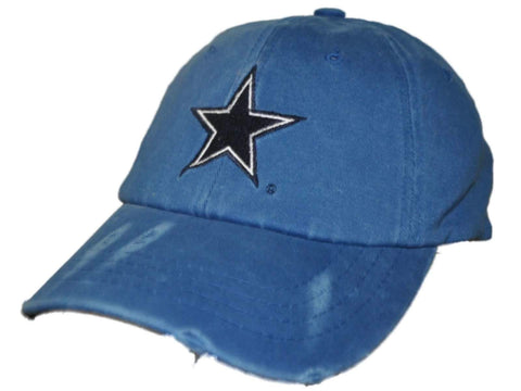 Shop Dallas Cowboys Reebok Blue Star Logo Worn Style Flexfit Hat Cap - Sporting Up