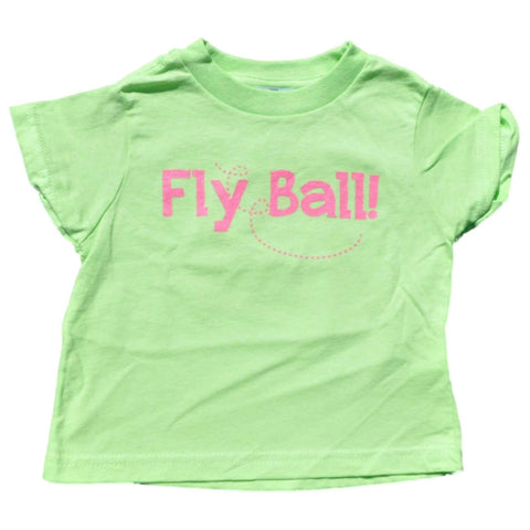 Shop Detroit Tigers SAAG Toddler Girls Lime Green Butterfly Cotton T-Shirt