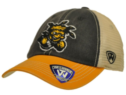 Wichita State Shockers TOW Youth Rookie Tri-Tone Offroad Adjustable Snap Hat Cap