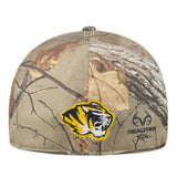 Missouri Tigers TOW Camo Realtree Xtra Memory Foam Flexfit Hat Cap (M/L) - Sporting Up