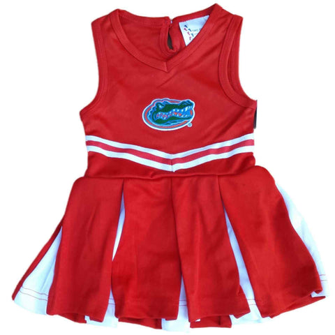 Shop Florida Gators TFA Youth Baby Toddler Orange Dress Up Cheerleading Outfit - Sporting Up