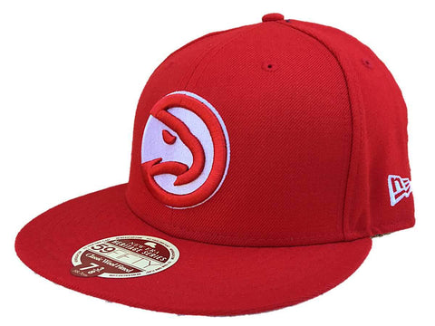 Shop Atlanta Hawks New Era Heritage Black Classic Wool Fitted 59Fifty Hat Cap