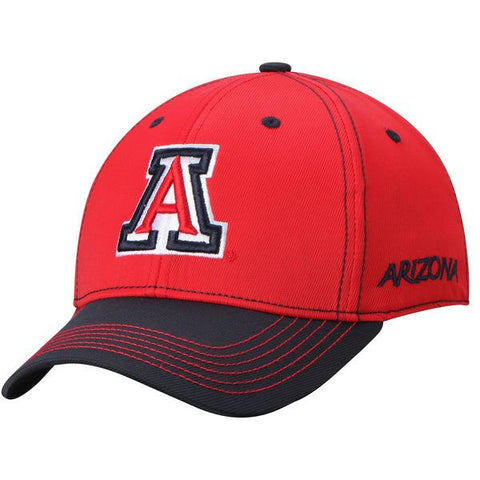 Shop Arizona Wildcats TOW Red Krossover Two-Tone Memory FLEXFIT Hat Cap (M/L)