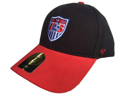 USA United States Soccer National Team 47 Brand YOUTH MVP Short Stack Hat Cap