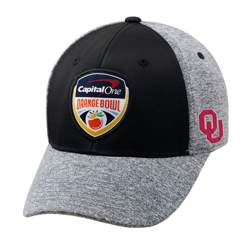 Oklahoma Sooners 2015 Orange Bowl College Football Playoff Flexfit Hat Cap