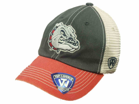 Gonzaga Bulldogs TOW Navy Red Offroad Adjustable Snapback Mesh Hat Cap