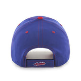 Montreal Expos 47 Brand YOUTH Blue Dark Twig Performance Adjustable Hat Cap - Sporting Up