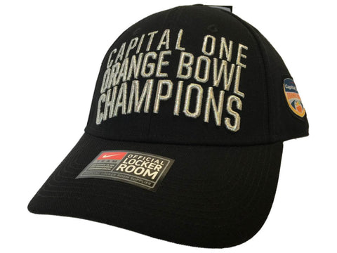 Georgia Tech Yellow Jackets Orange Bowl Champs 2014 Nike Locker Room Hat Cap