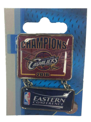 Shop Cleveland Cavaliers Aminco 2016 NBA East Conference Champs Dangler Metal Pin