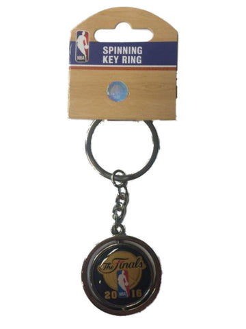 Cleveland Cavaliers Golden State Warriors 2016 NBA Finals Spinning Keychain
