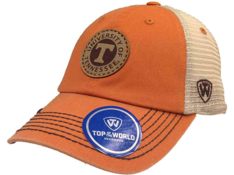 Tennessee Volunteers TOW Orange Outlander Mesh Adjustable Snapback Hat Cap