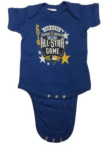 2016 All-Star Game San Diego SAAG Infant Royal Blue One Piece Creeper