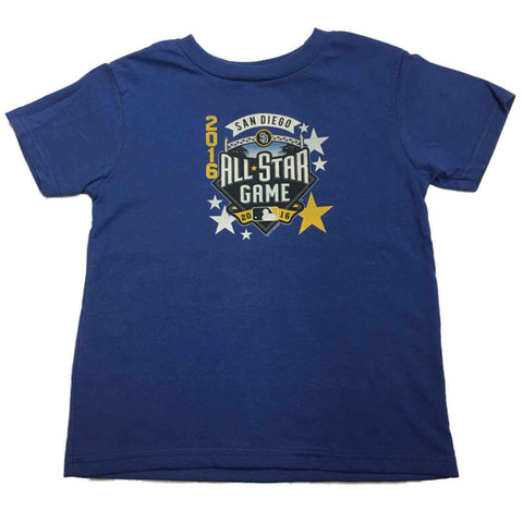 2016 All-Star Game San Diego SAAG Toddler Royal Blue Short Sleeve T-Shirt