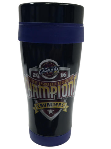 Shop Cleveland Cavaliers 2016 NBA Champions Stainless Steel Travel Mug Tumbler (14oz)