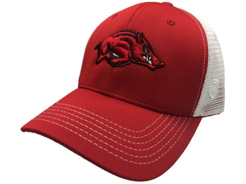 Shop Arkansas Razorbacks TOW Red Ranger Mesh Adjustable Snapback Hat Cap
