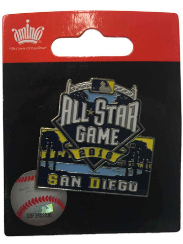 2016 All-Star Game San Diego Aminco Bay & Palm Trees Collectible Metal Lapel Pin