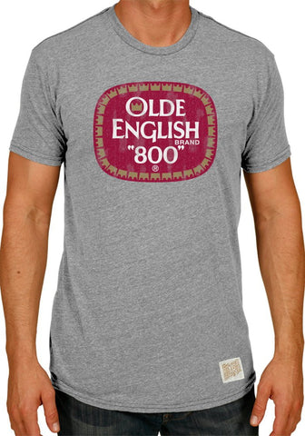 Olde English 800 Malt Liquor Miller Brewing Company Retro Brand Beer T-Shirt - Sporting Up
